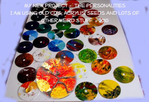 Personalities - CD'S
